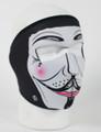 Face Mask - Guy Fawkes Neoprene