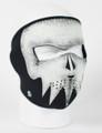 Face Mask - Glow in the Dark Ghost Skull Neoprene
