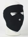 Face Mask - Black Neoprene - clearance
