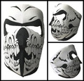 Face Mask - Galleon Skull