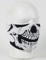 Face Mask - 1/2  Skullmouth Half Neoprene