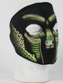 Face Mask - Snake Face Neoprene