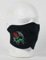 Face Mask - 1/2 Rose Neoprene