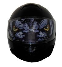 Wolf Eyes Motorcycle Helmet Visors Sticker