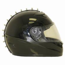 1047 MOTORCYCLE HELMET SPIKE STRIP