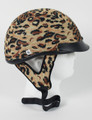 D.O.T Leopard Motorcycle Helmet
