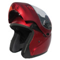 MODBG - DOT Full Face Winebury Modular Motorcycle Helmet