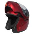 MODBG - DOT Full Face Winebury Modular Motorcycle Helmet