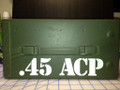 Ammo Box Labels