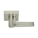 Satin Nickel Tiburon Reversible Entry Lever