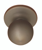 Oil Rubbed Bronze Round Ball Knob