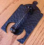 Bell Back Knocker-Flat Black by Agave Ironworks