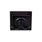 Dark Bronze Union Square Robe Hook
