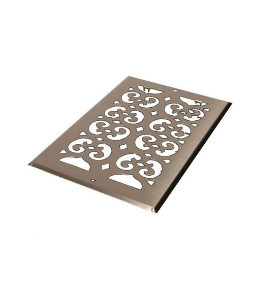 cold air return vent cover by shop decorative floor vent covers and home hardware. Black Bedroom Furniture Sets. Home Design Ideas