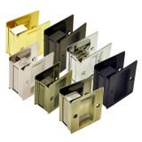 Passage Sliding Pocket Door Hardware