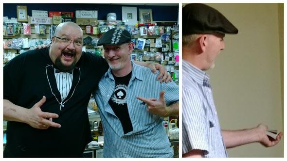 Doug Conn Lecture at Big Guy's Magic Shop