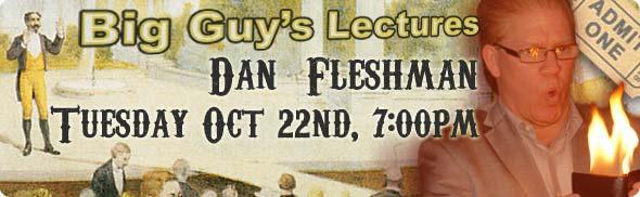Visit Dan Fleshman's webstie...