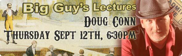 Visit Doug Conn's webstie...