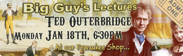 Ted Outerbridge's Lecture