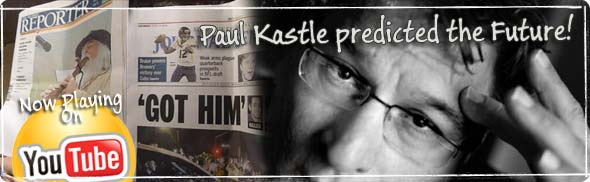 Watch Paul Kastle on YouTube