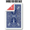 Double Back R/B, Bicycle, Poker