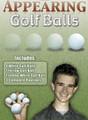 Appearing Golf Balls - Sponge