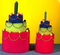 Sponge Cake - Dove Pan