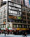 BillBoard w/ CD - Marc Bangert