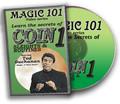 Coin Sleights DVD Magic 101