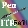 Pen ITR ReFill - Kevlar