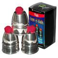 Cups & Balls, Aluminum Boxed