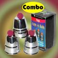Combo Cups & Balls, Alum. BXD