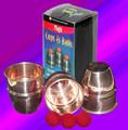 Cups & Balls - Copper BXD