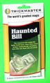Haunted Dollar Bill - Blister Card