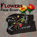 Flowers from Scarf - Feather