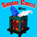 Square Circle - Wood, Mini