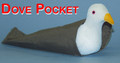 Dove Pocket - Black
