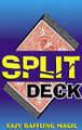 Split Deck, Red Bicycle, Poker