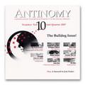 Antinomy Magazine #10 - Book