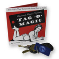 Tag-O-Magic (Gimmick and DVD)by Cameron Francis - Trick