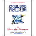 Coded Card Prediction by Ken de Courcy - Trick