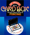Magnetic Card Box w/ Book