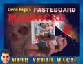 PasteBoard Massacre - David Regal