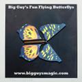 Big Guy's Fun Flying Orange Yellow Jacket