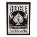 Reversed Back Bicycle Deck - Magic Makers Black Deck