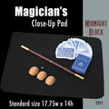 Standard Size Close-up Pad (Midnight Black) 17.75  x 14