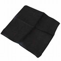 Black 36 inch Colored Silks - Professional Grade (12 Pack)