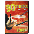 30 Tricks HotRod Training Course (in Standard Plastic Case) with 2 HOTRODS