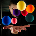 7 Color Sets of Sponge Balls