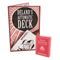DELAND'S AUTOMATIC DECK (RED EDITION) - SS ADAMS